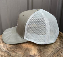 "Load image into Gallery viewer, McMILLAN OUTFITTING ""SAGE BRUSH"" TRUCKER HAT"