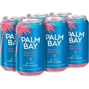 PALM BAY - STRAWBERRY PINEAPPLE
