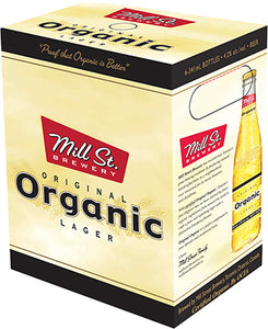 MILL ST ORGANIC LAGER