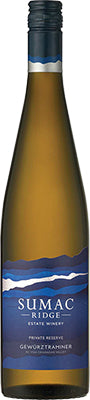 GEWURZTRAMINER - SUMAC RIDGE PRIVATE RES