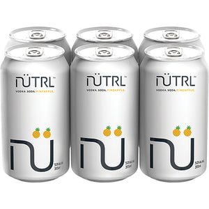 NUTRL VODKA SODA PINEAPPLE