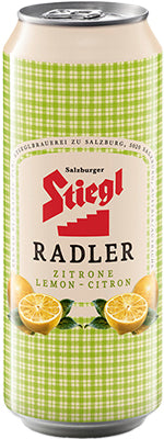 STIEGL - ZITRONE RADLER TALL CAN