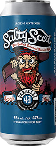 PARALLEL 49 - SALTY SCOT SCOTCH ALE