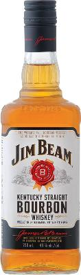 JIM BEAM - WHITE LABEL