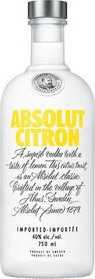 ABSOLUT - CITRON