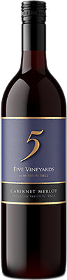 CAB MERLOT - MISSION HILL 5V