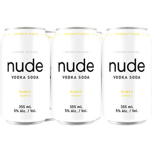 NUDE VODKA SODA MANGO