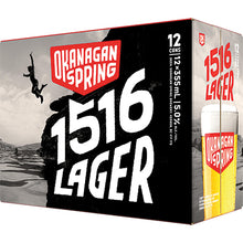 Load image into Gallery viewer, OKANAGAN SPRING 1516 BAVARIAN LAGER