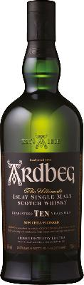 ARDBEG - 10 YEAR OLD
