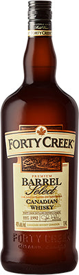 FORTY CREEK BARREL SELECT