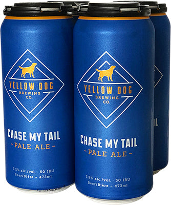 YELLOW DOG - CHASE MY TAIL PALE ALE