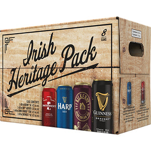 IRISH BEER HERITAGE PACK