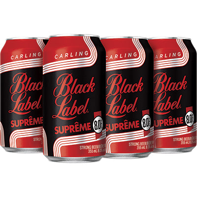 BLACK LABEL SUPREME