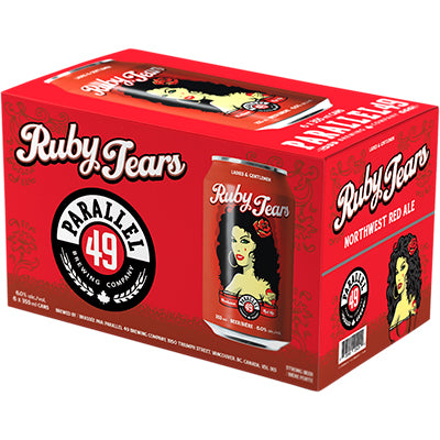 PARALLEL 49 - RUBY TEARS NORTHWEST RED ALE