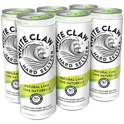 WHITE CLAW - LIME