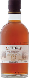ABERLOUR - 12 YEAR OLD DOUBLE CASK MATUR