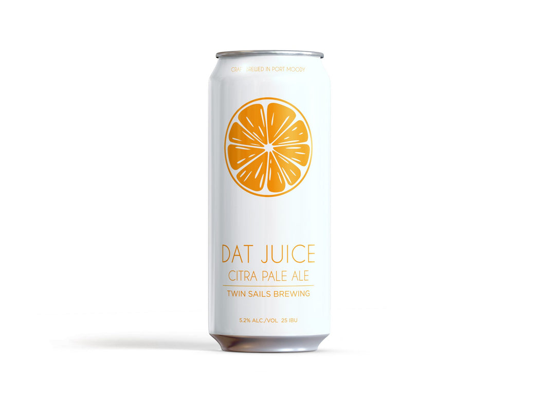 TWIN SAILS - DAT JUICE