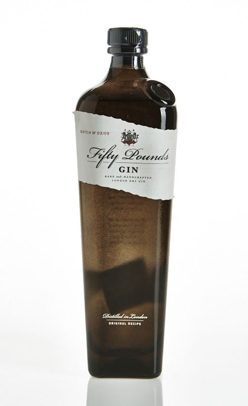 Thames Distillers Fifty Pounds Gin 700ml