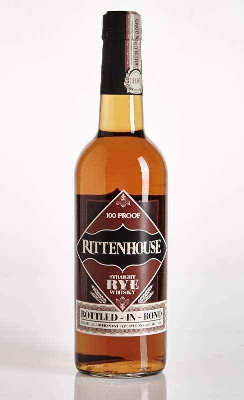 Rittenhouse Straight Rye Whisky 700ml