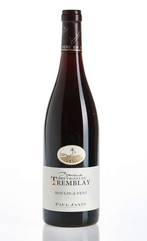 Janin Beaujolais Moulin a Vent Vignes du Tremblay 2015