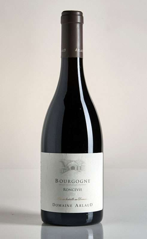 Arlaud Roncevie Bourgogne Rouge 2014