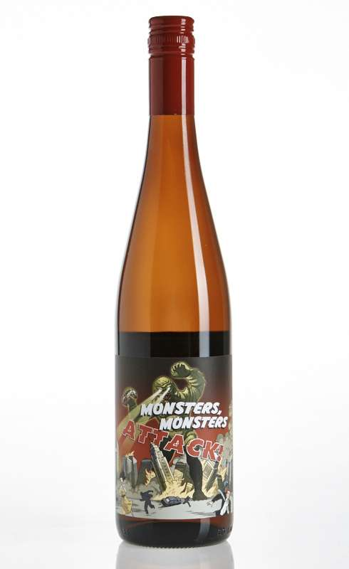 Some Young Punks Monsters Attack Riesling 2015