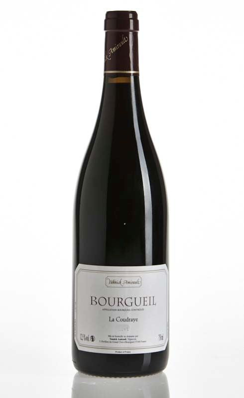 Amirault Coudraye Bourgueil Cabernet Franc 2014