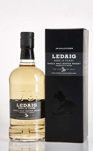 Tobermory 10YO Ledaig Peated Single Malt Scotch Whisky 700ml