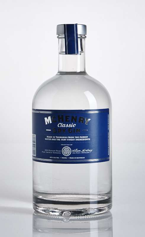 McHenry Classic Dry Gin 700ml