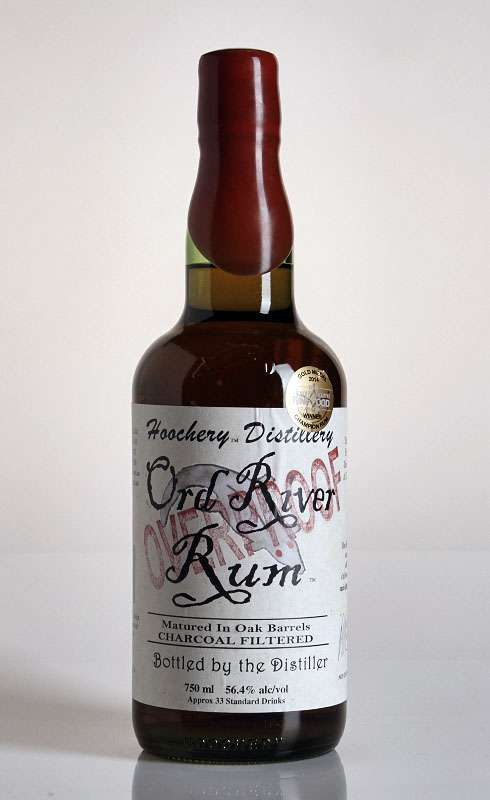 Ord River Overproof Rum 750ml