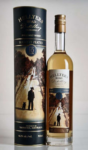 Hellyers Road 10YO Slightly Peated Whisky 700ml