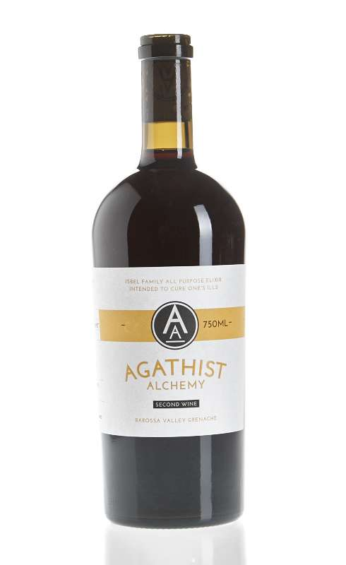 Agathist Alchemy Second Wine Grenache 2016