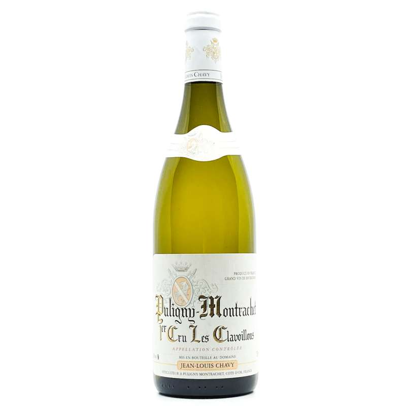 Chavy Puligny Montrachet Clavoillons 1er Blanc 2016