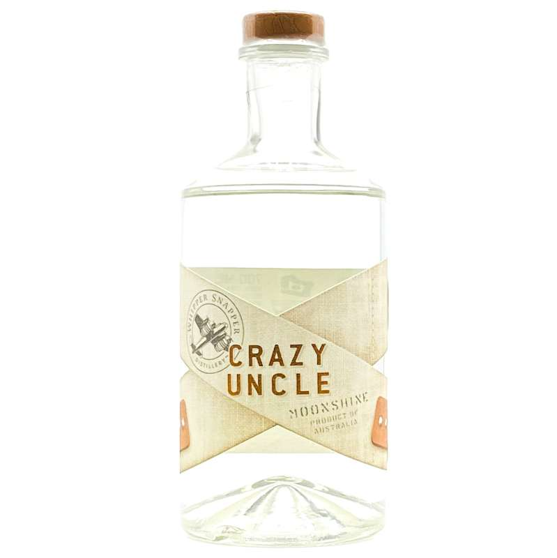 Crazy Uncle WA Moonshine Rum NV 700ml
