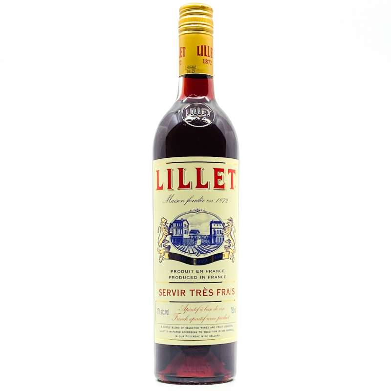 Lillet Rouge Wine Aperitif 750ml