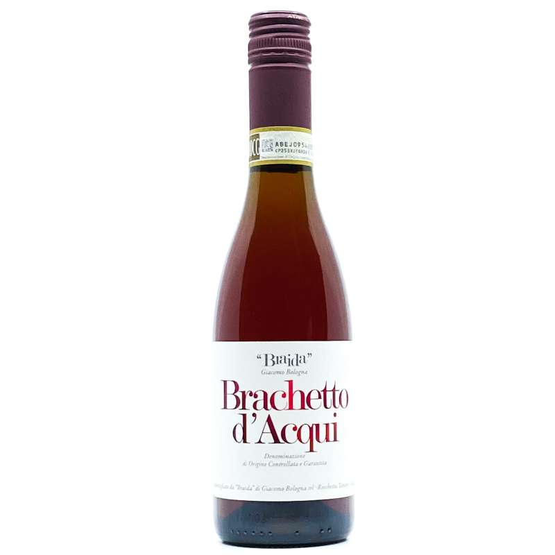 Braida Brachetto dAqui 2018 375ml