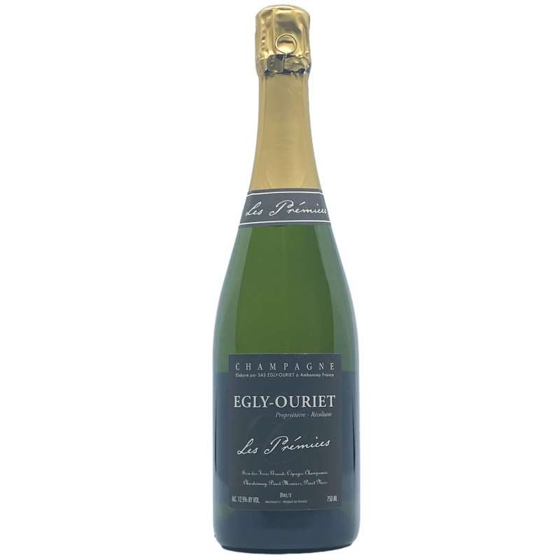 Egly Ouriet Champagne Les Premices Brut NV (Disg Jul 2020)