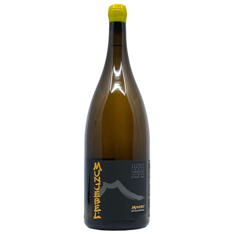 Frank Cornelissen Munjebel Bianco 2018 1500ml (Orange) (Preservative Free)
