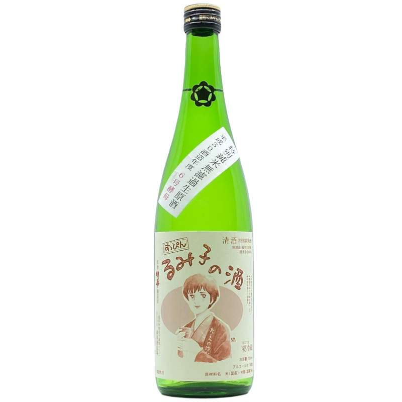 Moriki Shuzo Suppin Rumiko No Sake 2017 720ml