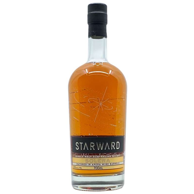 Starward Solera Single Malt Whisky 43% 700ml