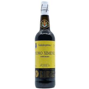 Valdespino Yellow Label Pedro Ximenez Sherry NV
