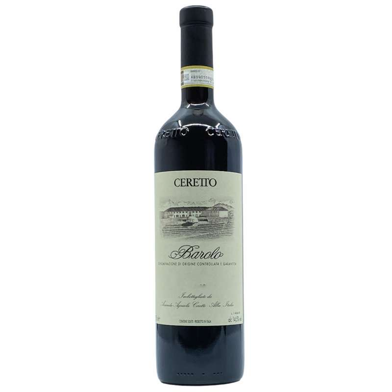 Ceretto Barolo 2016