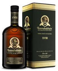 Bunnahabhain 18YO Single Malt Whisky Whisky 700ml