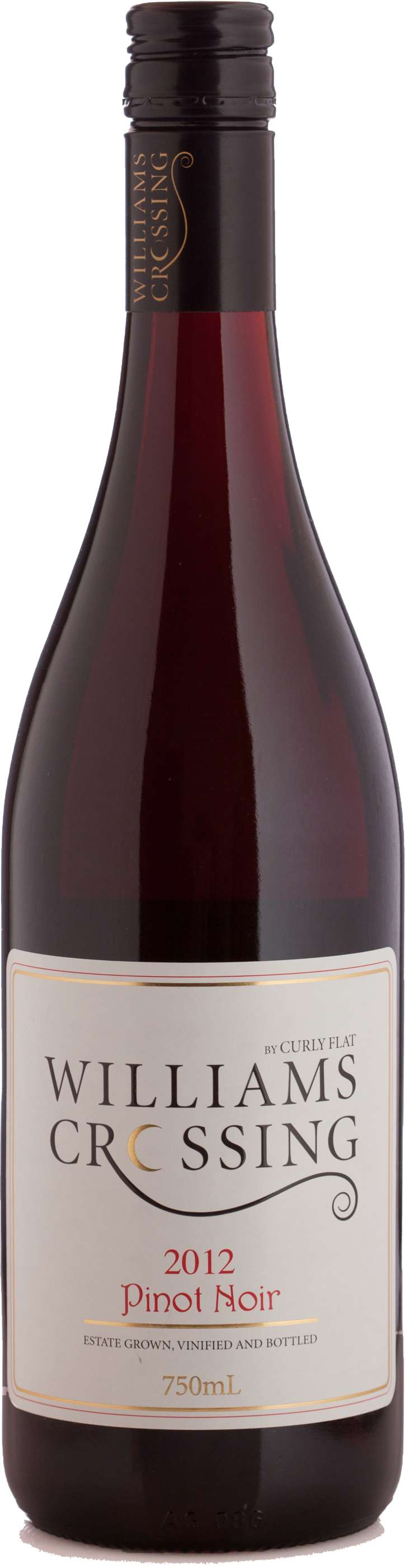 Curly Flat Williams Crossing Pinot Noir 2016 - annandalecellars.