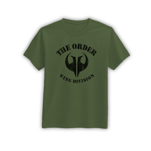 order_wing_division_army_green_shirt
