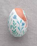 Fox - Painted Egg