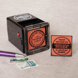 Mountain Range Self-inking Stamp