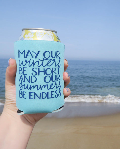 Prayer for Summer Can Cooler