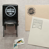 Neon - Self-inking Stamp