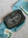 My Favorite Ink pad! - StazOn in multiple colors